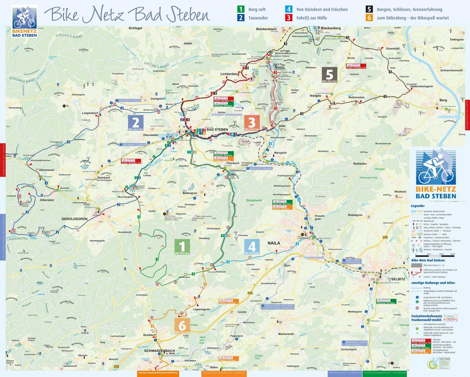 Bike Netz