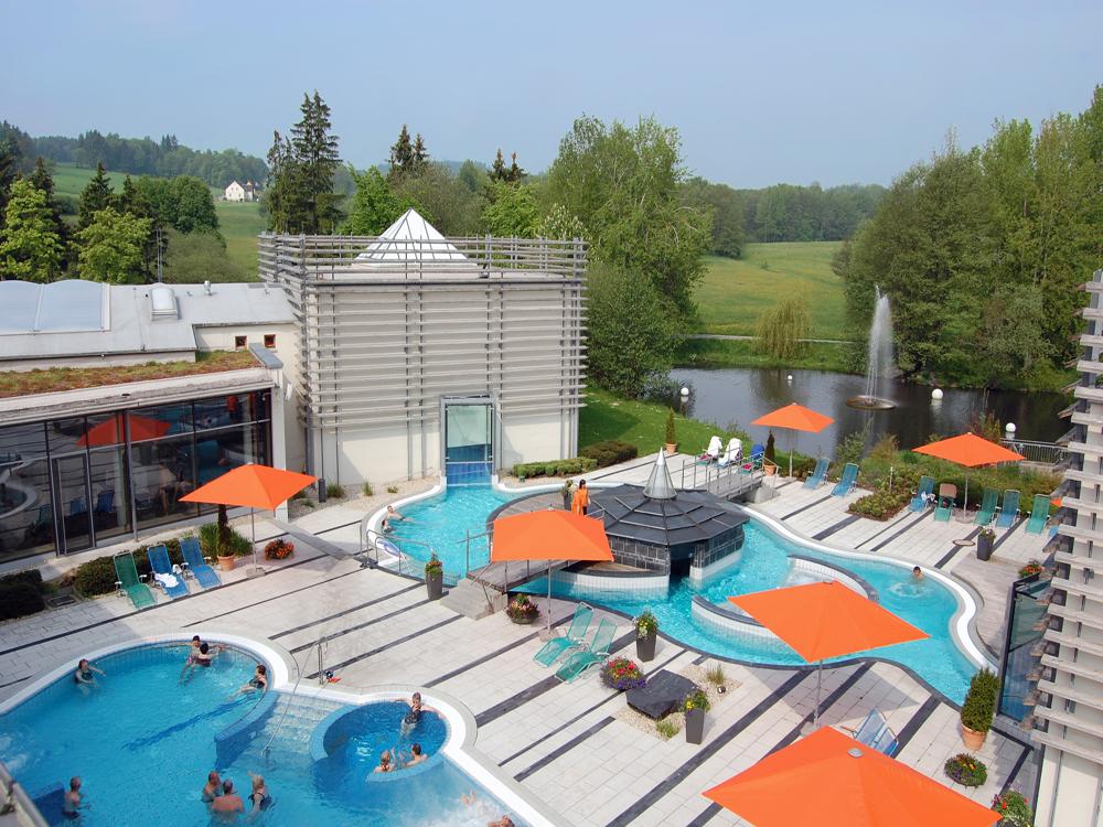 Therme Bad Steben Hotel