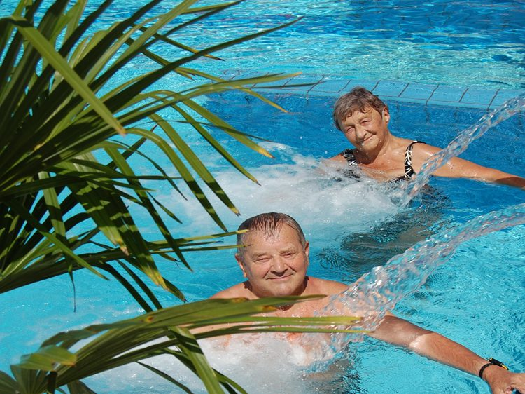 Wasserwelten, Arrangement, Pauschale, Kur, Bad Steben, Therme, Entspannung, Wellness