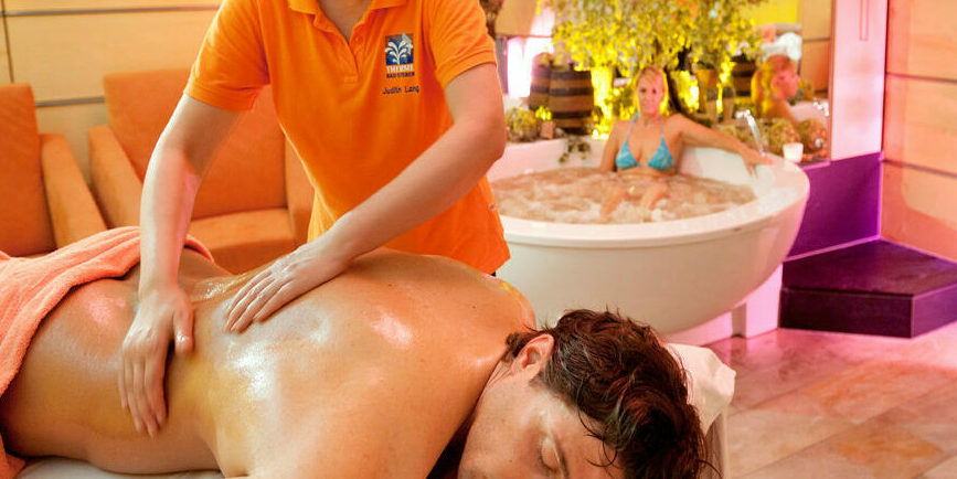 Partneranwendung Massage