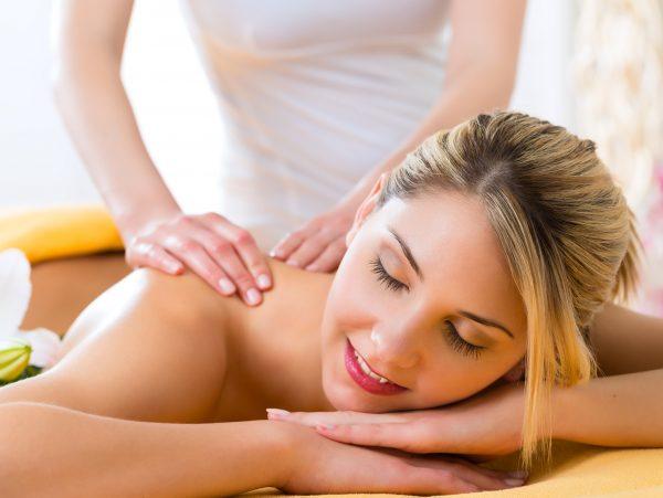 Wellness-Massagen, Therme Bad Steben, Spa