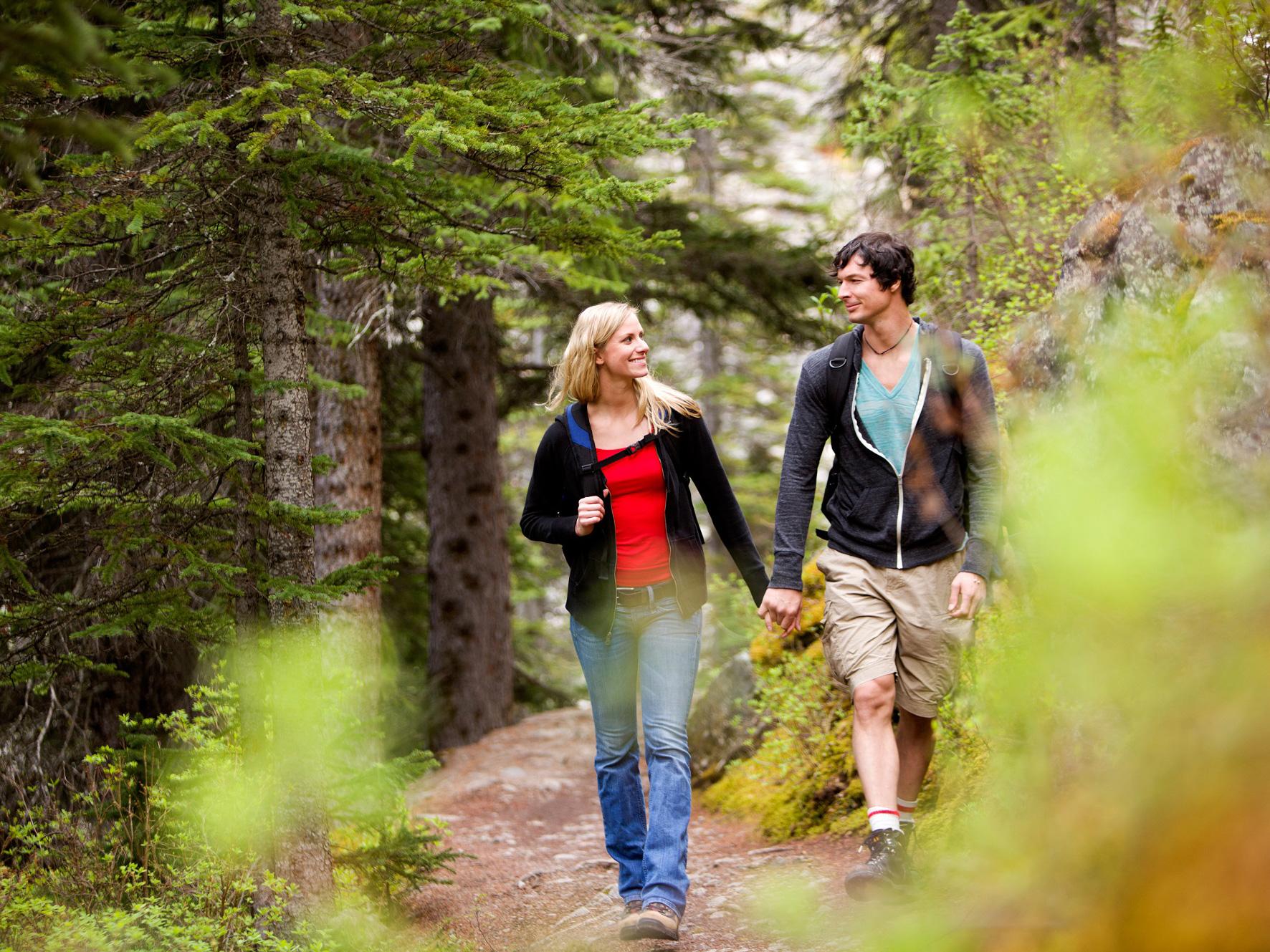 Wandern im Naturpark Frankenwald