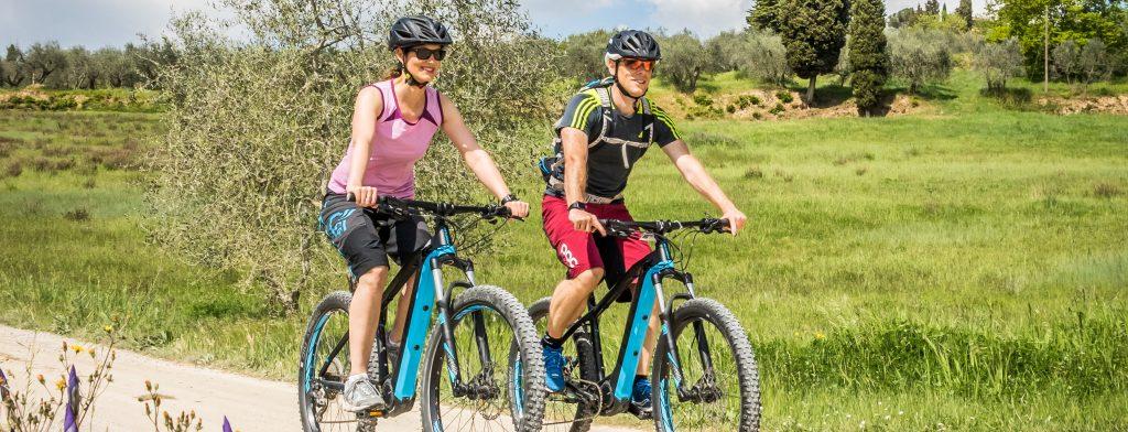 E-Bike-Verleih Bad Steben