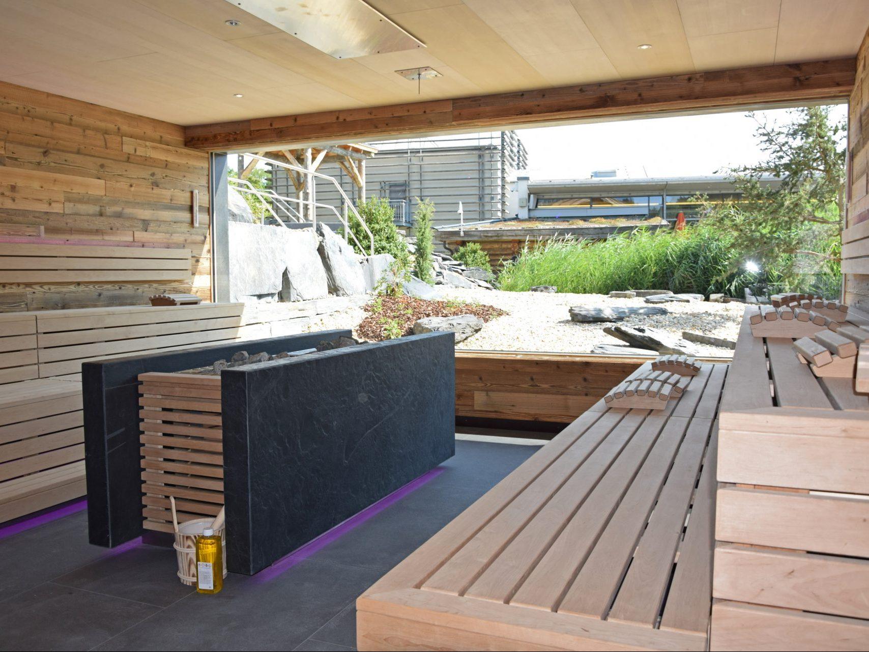 Panorama, Sauna, Therme, Bad Steben, Entspannung, Wellness, Arrangement, Pauschale