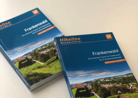 Hikeline Wanderführer Frankenwald