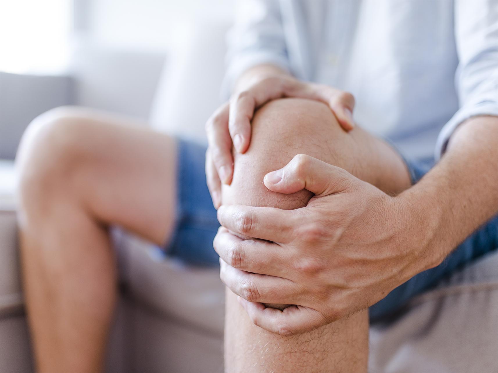 Arthrose, Gelenkschmerzen - Hilfe und Schmerzlinderung durch Radonbäder