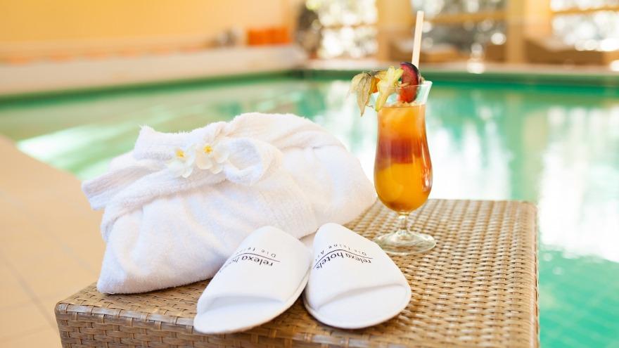 Wellness-Auszeit relexa hotel Bad Steben