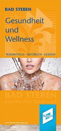 <strong>Gesundheit & Wellness</strong><br>Gesundheits-, Wellness- & Beauty-Angebote der Therme Bad Steben: Heilmittel, Massagen, Bäder, Packungen und Physiotherapie; Gesichts- und Fußpflege; Massagen, Softpackungen, Wohlfühl-Bader sowie Wellness- und Partner-Arrangements.