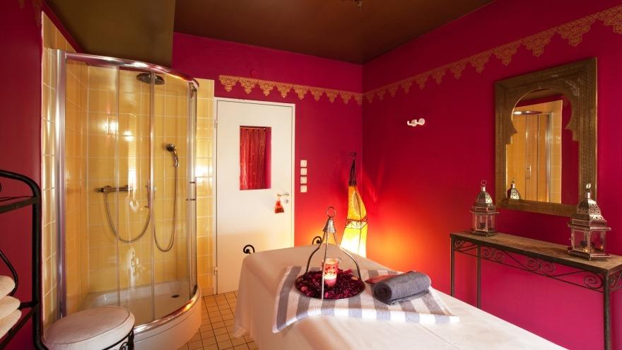 Moor-Wellness im relexa hotel Bad Steben