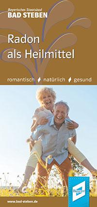 <strong>Radon-Heilbad im Frankenwald</strong><br>Informationen über die Heilmittel Radon, Kohlensäure und Naturmoor mit Kur- und Gesundheits-Arrangements.