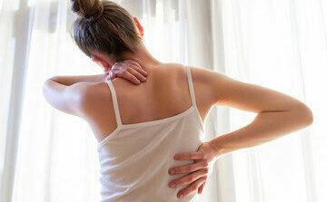 Rodon-Bäder lindern Rückenschmerzen bei den Degenerativen Erkrankungen