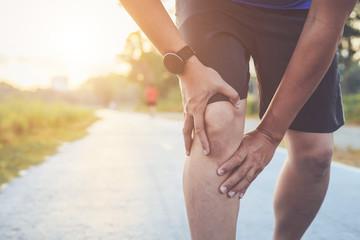 Kniebeschwerden sind die häufigsten Ursachen bei Arthrose